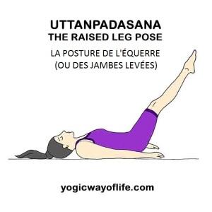Uttanpadasana - la posture de l'équerre pour RENFORCER le système IMMUNITAIRE