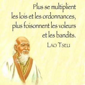 Citation de Lao Tseu – Vivre-Miieux